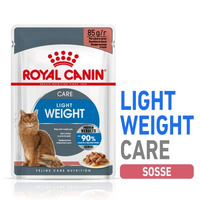 Royal Canin Ultra Light in Soße 85g