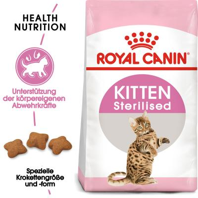 Royal Canin Kitten Sterilised | 400g