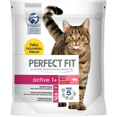 Perfect Fit Active 1+ reich an Rind 1,4kg