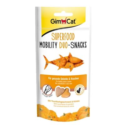 GimCat Superfood Duo-Snack Mobility 40g