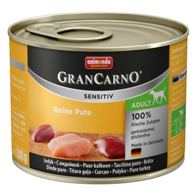 Animonda GranCarno Sensitiv Pute pur | 200g