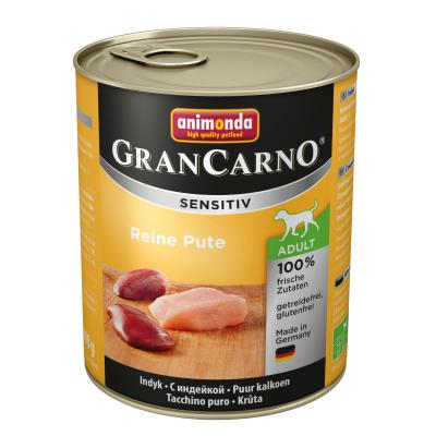 Animonda GranCarno Sensitiv Pute pur 800g