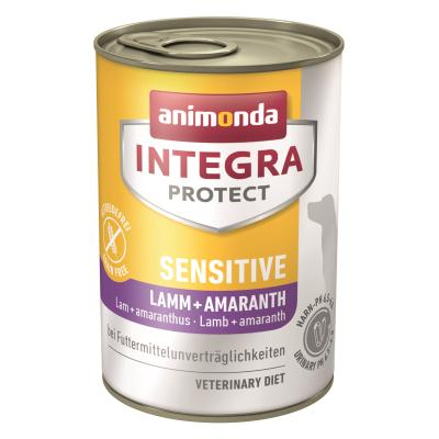 Animonda Integra Sensitive Lamm & Amaranth 400g