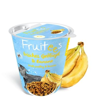 Bosch Finest Snack Fruitees Banane 200g