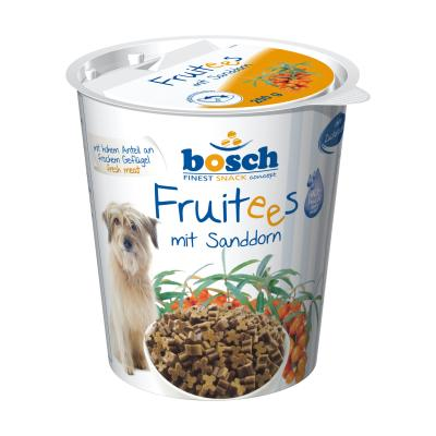 Bosch Finest Snacks Fruitees Sanddorn 200g