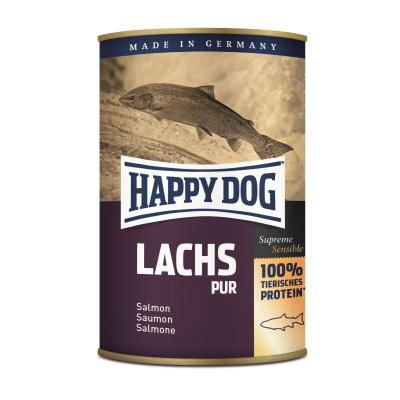 Happy Dog Lachs pur 400g