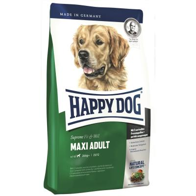 Happy Dog Fit & Well Adult Maxi | 15kg