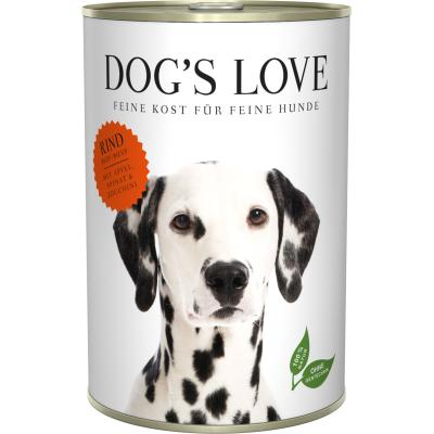 DOG'S LOVE Adult Rind | 400g
