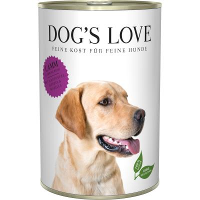 DOG'S LOVE Adult Lamm | 400g