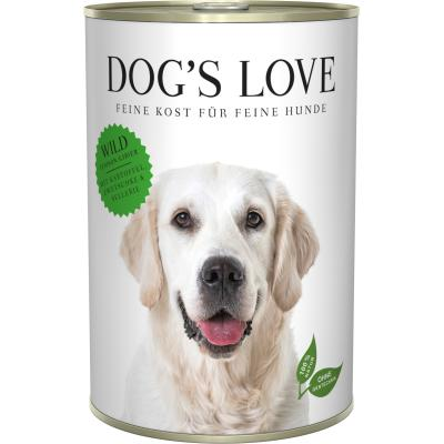 DOG'S LOVE Adult Wild | 400g
