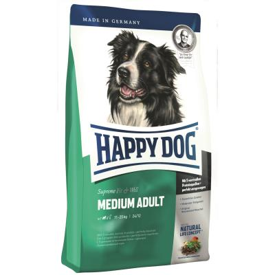 Happy Dog Supreme Fit & Well Adult Medium 12,5 kg