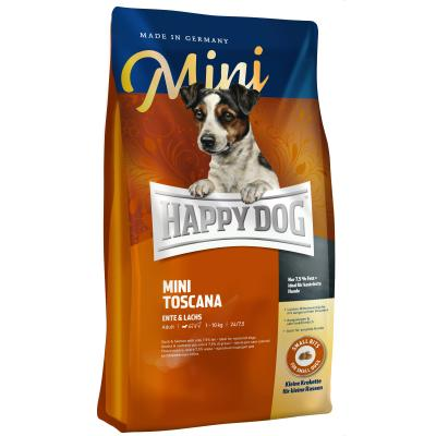 Happy Dog Supreme Mini Toscana 4kg
