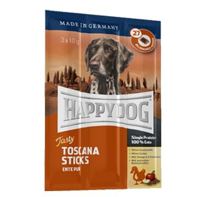 Happy Dog Tasty Sticks | Toscana 3 x 10g
