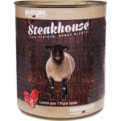 Steakhouse Lamm pur 820g