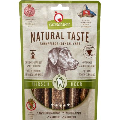 GranataPet Natural Taste Dental Care | Hirsch 70g