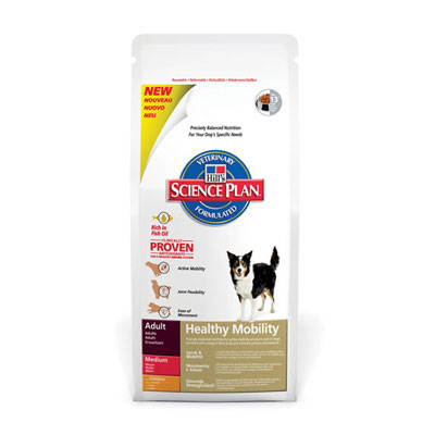 Hill´s Canine Adult Healthy Mobility Medium Bre...