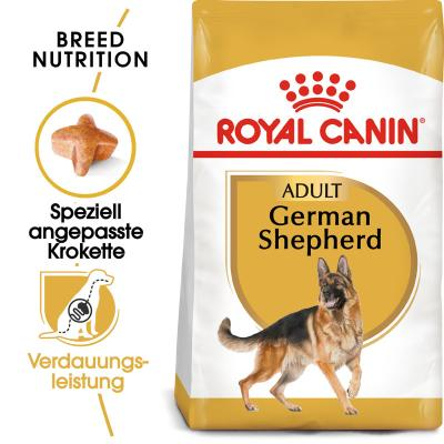 Royal Canin Breed German Shepherd (Deutscher Sc...