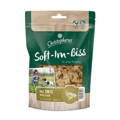 Christopherus Snacks Soft-Im-Biss | Mit Ente 125g