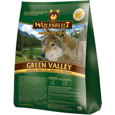 Wolfsblut Green Valley Adult Lamm & Fisch 15kg