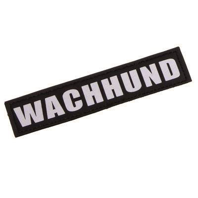 Karlie Doggy Talk Slogan: ´´Wachhund´´