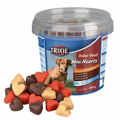 Trixie Trainer Snack Mini Hearts | 200g
