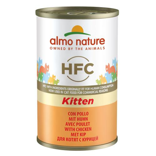 Almo Nature Classic Kitten | Huhn 140g