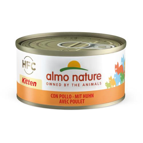 Almo Nature Kitten | Huhn 70g