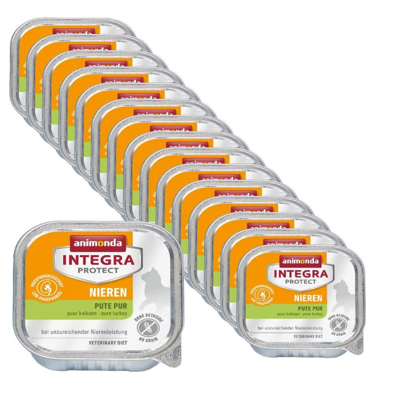 Sparpack! Integra Protect mit Pute, Indikationsbereich Niere | 16 x 100g