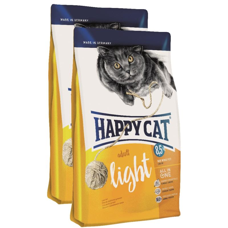 Sparpack! Happy Cat Supreme Light | 2x10kg