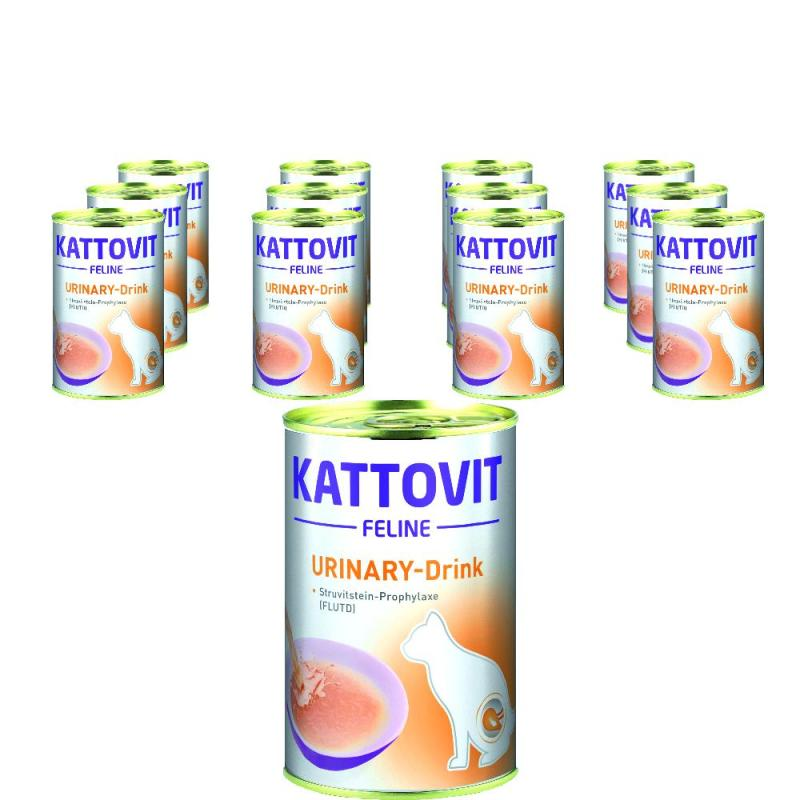 Sparpack! Kattovit Urinary-Drink | 12 x 135ml