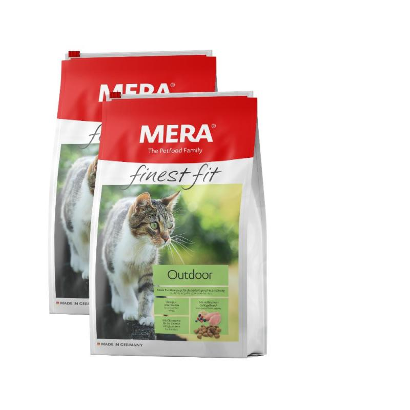 Sparpack! Mera finest fit Outdoor | 2x4kg