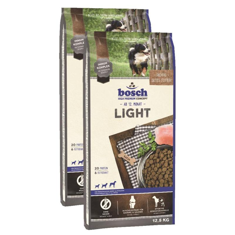 Sparpack! Bosch Light | 2 x 12,5kg