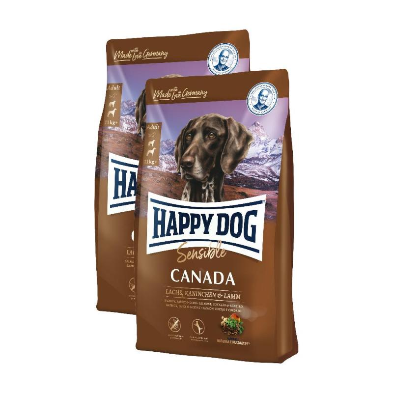 Sparpack! Happy Dog Supreme Sensible Canada | 2 x 12,5kg