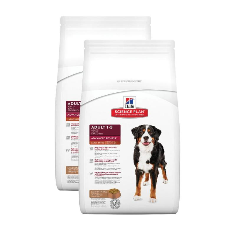 Sparpack! Hill's Adult Lamm & Reis Large Breed | 2 x 12kg