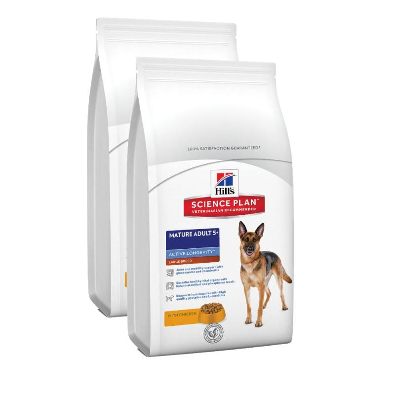 Sparpack! Hill's Mature Adult 5+ Large Breed | 2 x 12kg