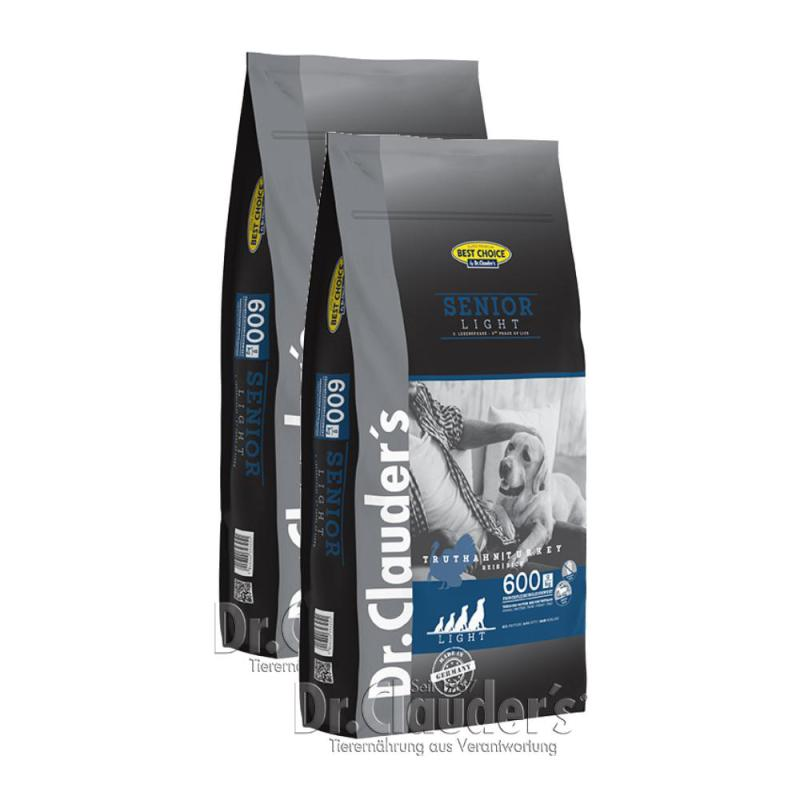 Sparpack! Best Choice Senior/Light All Breed | 2x12,5kg