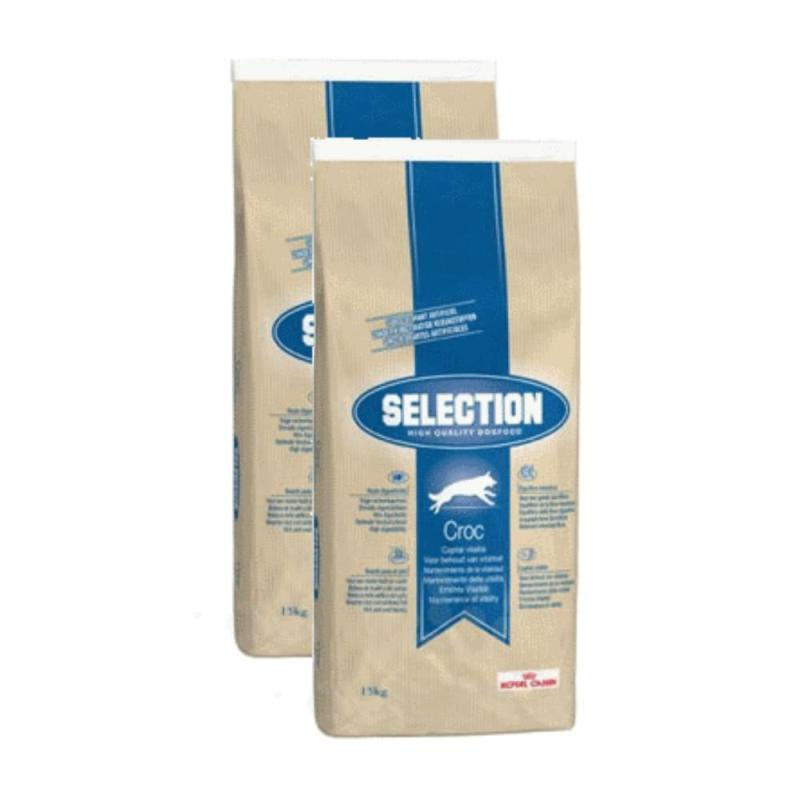 Sparpack! Royal Canin Selection | Croc 2 x 15kg