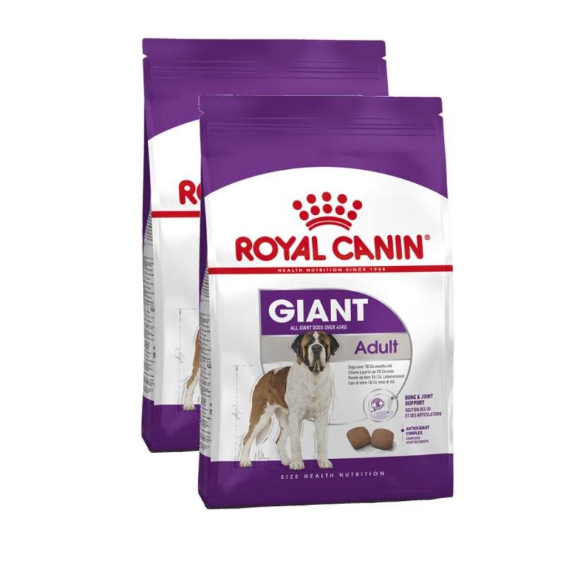 Sparpack! Royal Canin Giant Adult 28 | 2x15kg