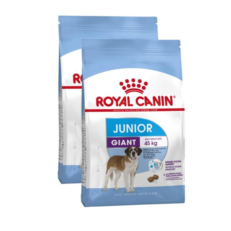 Sparpack! Royal Canin Giant 31 Junior | 2 x 15kg