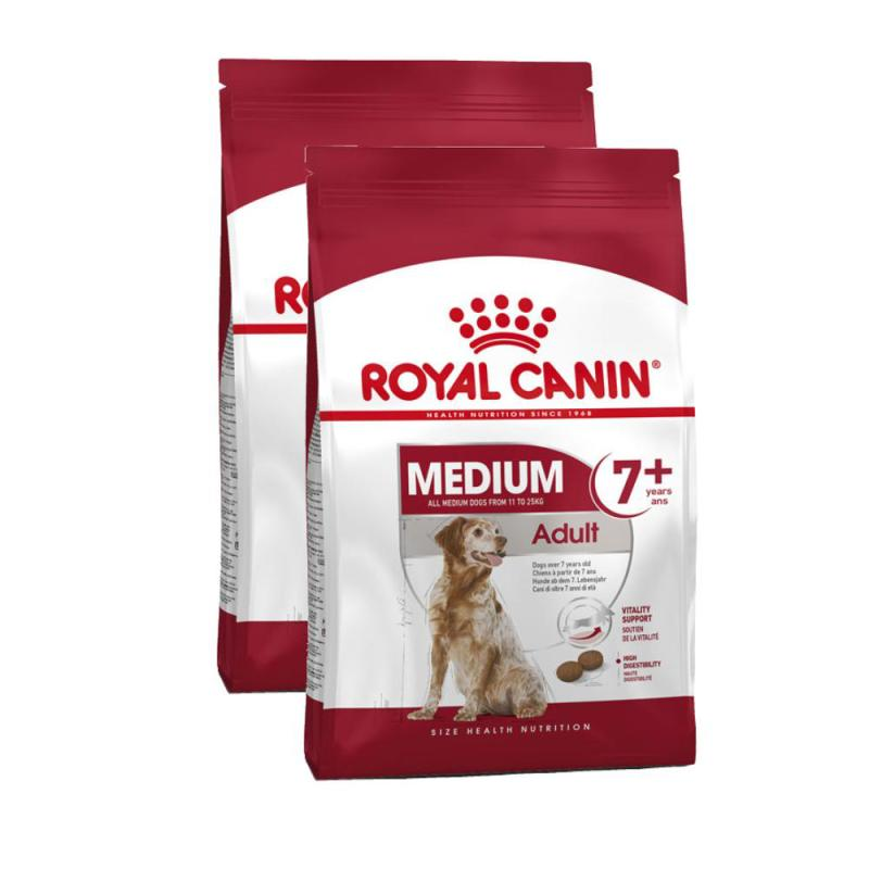 Sparpack! Royal Canin  Medium Adult 7+ | 2 x 15kg