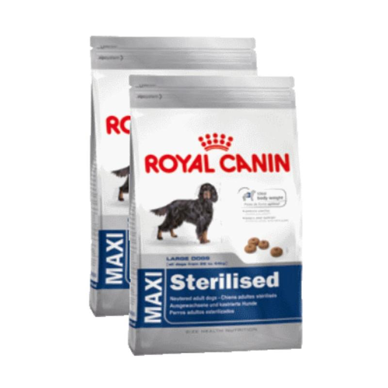 Sparpack! Royal Canin Maxi Adult Sterilised | 2 x 12kg