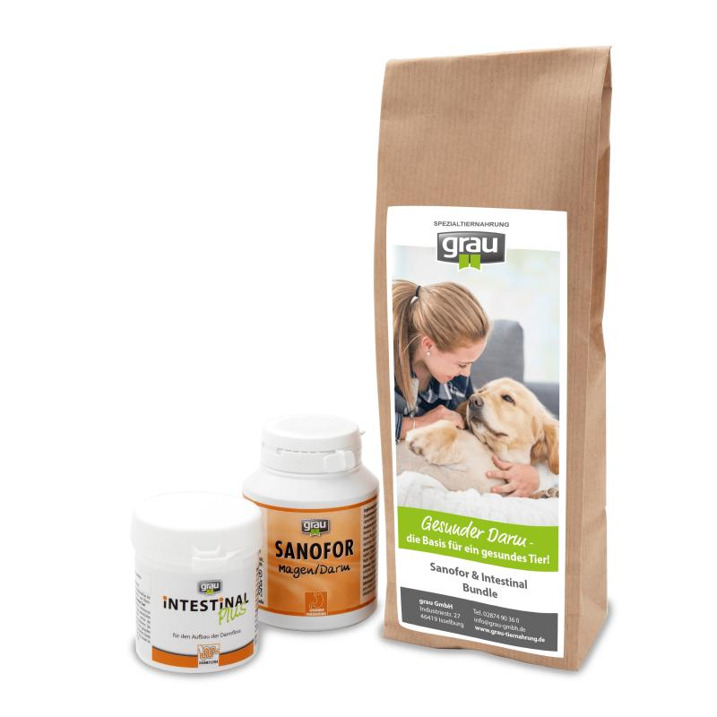 grau | Sanofor / Intestinal Bundle 260g