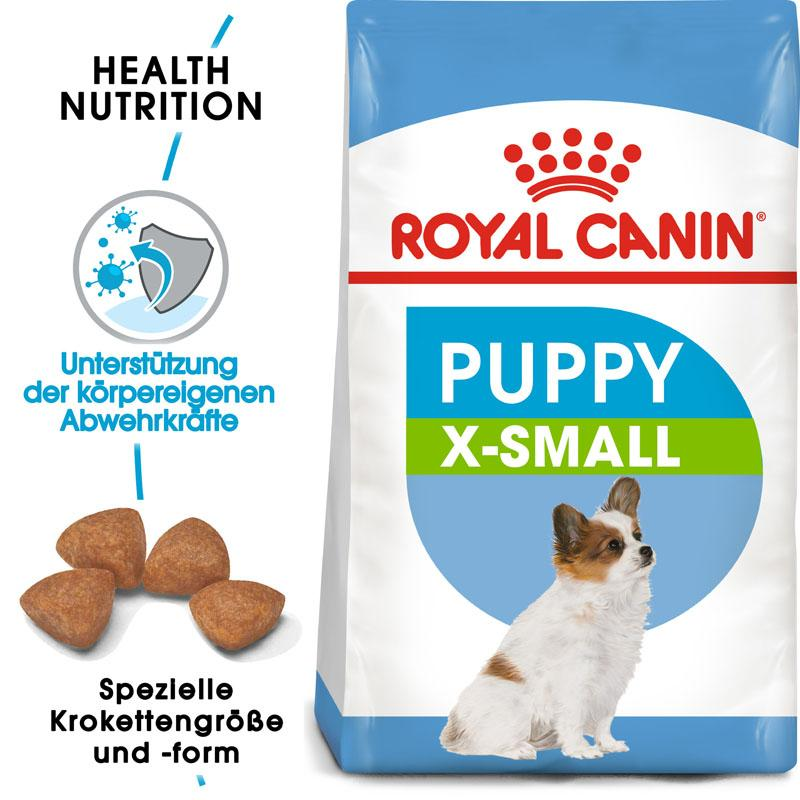 royal canin x small puppy 1 5kg. Black Bedroom Furniture Sets. Home Design Ideas